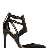Shoe Cult Hot Minute Heel