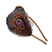 Tribal Feather Headband - Accessories - Miss Selfridge