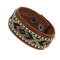 Seed Bead Cuff - New In This Week - New In - Topshop
