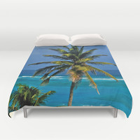 Sea Dreaming Duvet Cover by Catspaws | Society6