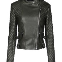 Barbara Bui Leather Outerwear - Barbara Bui Leatherwear Women - thecorner.com