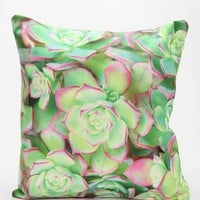 Lisa Argyropoulos for DENY Succulent Pillow - Urban Outfitters