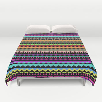 Mix #575 Duvet Cover by Ornaart