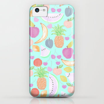 Fruit Punch Light iPhone & iPod Case by Lisa Argyropoulos | Society6