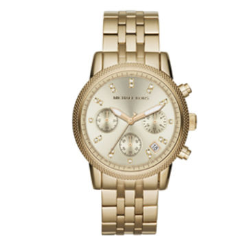 Michael Kors 'Ritz' Chronograph Watch