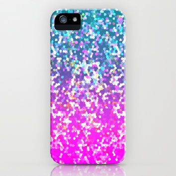 Glitter Graphic G231 iPhone & iPod Case by MedusArt