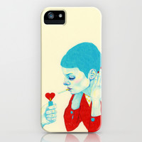 Addiction iPhone & iPod Case by Natalie Foss