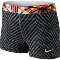 "Nike Women's 3"" Pro Compression Shorts - Dick's Sporting Goods"