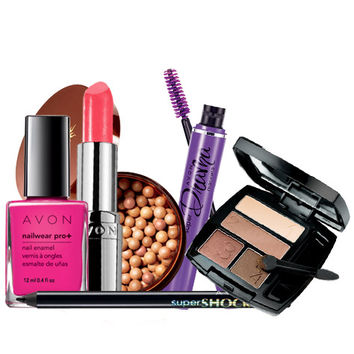 Avon: Lauren's July Summer Makeup Kit