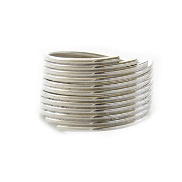 "Sterling Silver Rings | ""11 Reasons"" 