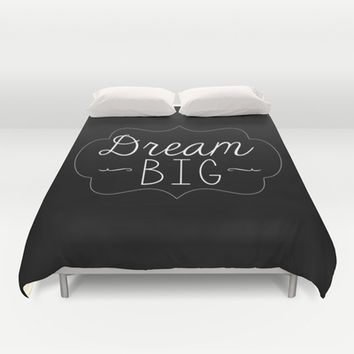 Dream Big Duvet Cover by Ashley Hillman