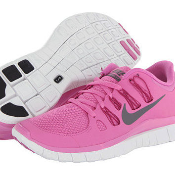 Nike Free Run 5.0+ running shoes with Swarovski Crystals