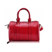 Patent Barrel Bag