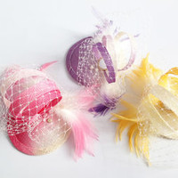 Hen Party Dip Dye Fascinator Making Kits