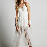 Intimately Womens Crystal Vision Maxi -