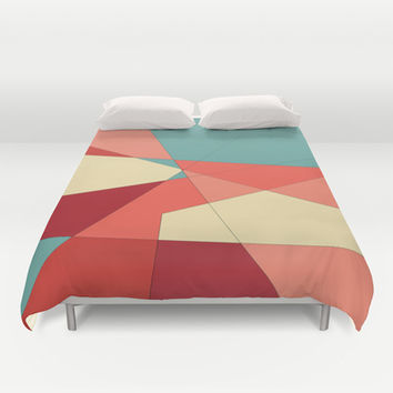 Strawberry Duvet Cover by DuckyB (Brandi)