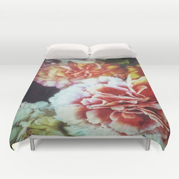 Just because... Duvet Cover by DuckyB (Brandi)