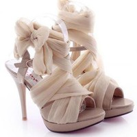 High-heeled Fashion Sandals