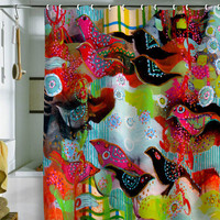 DENY Designs Home Accessories | Randi Antonsen Wildlife Shower Curtain