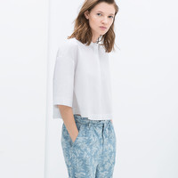 SALE - Trousers - TRF | ZARA Poland