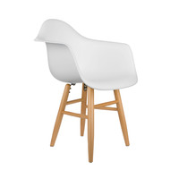 Shaker Arm Chair in White
