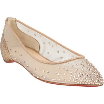 Body Strass Jeweled Flats