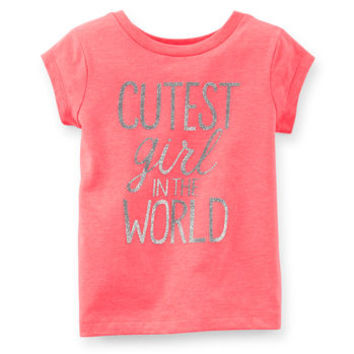 Cutest Girl Tee