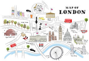alice tait &amp;mdash; Map of London
