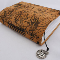 The Traveler's Journey Journal by areliaspretties on Etsy