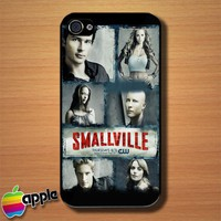 Smallville Superhero Moviw Custom iPhone 4 or 4S Case Cover | Merchanstore - Accessories on ArtFire