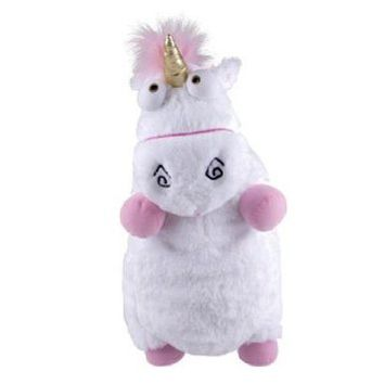 "Despicable Me ""It's So Fluffy"" Agnus the Unicorn 22"" Plush Pillow Doll"