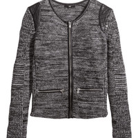 Knit Cardigan - from H&M