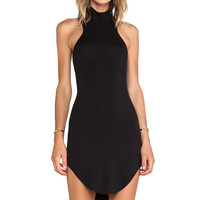 Riller & Fount Rosalie Dress in Black