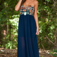 Arizona Sun Maxi, Navy