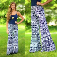 Tribal Tribute Pants