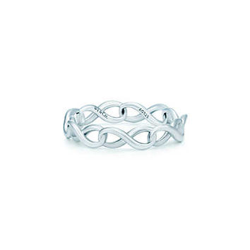Tiffany & Co. - Tiffany Infinity:Band Ring