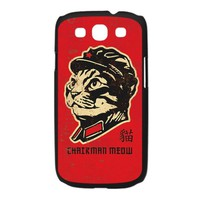 chairman_meow_iphone2 Galaxy S3 Case on CafePress.com