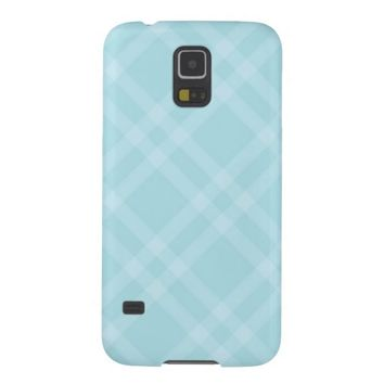 Checkered Gingham Pattern (Squared Pattern) - Blue