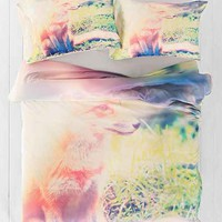 Maybe Sparrow Photography for DENY Sunny Fox Duvet Cover - Urban Outfitters