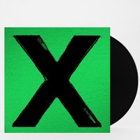 Ed Sheeran  - X 2XLP- Black One