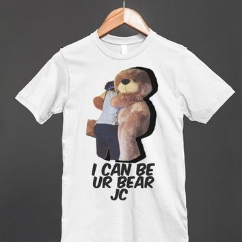 I CAN BE UR BEAR JC