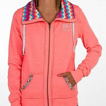 BKE lounge Chevron Sweatshirt