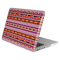 BasAcc Red Tribal Rubber Coated Case for Apple® MacBook Pro 13-inch