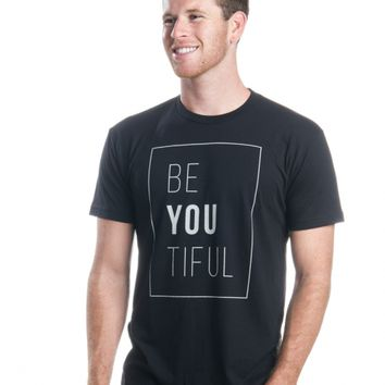 """BeYOUtiful"" Men's T-Shirt"