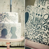The Coolest Wedding Cake EVER!