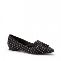 Sole Society Celia Pointed Toe Loafer