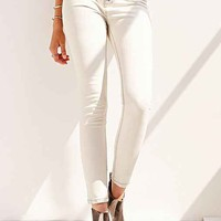 BDG Twig High-Rise Jean - Dirty White - Urban Outfitters
