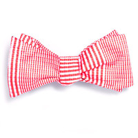 cotton treats - julian bow tie (red) - Cotton Treats | 80's Purple