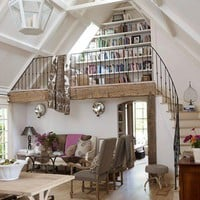 Library loft