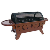 Northern Lights Fire Pit & Grill | Outdoor and Patio Furniture| Furniture | World Market